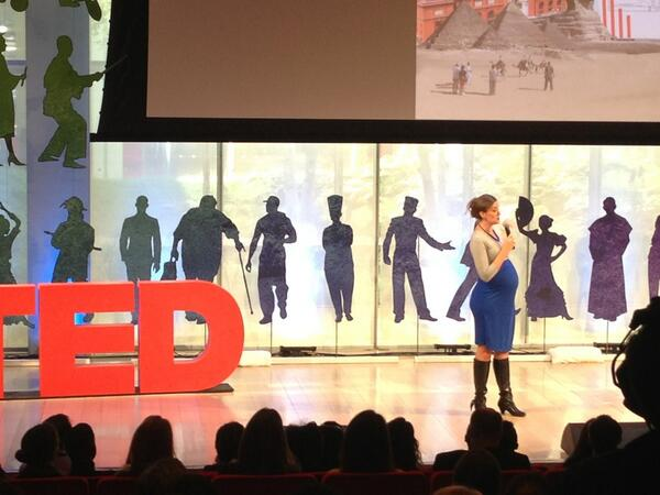 Our co-founder @courtwrites co-hosts #TEDCity2 today! http://twitter.com/soljourno/status/381133641046175744/photo/1