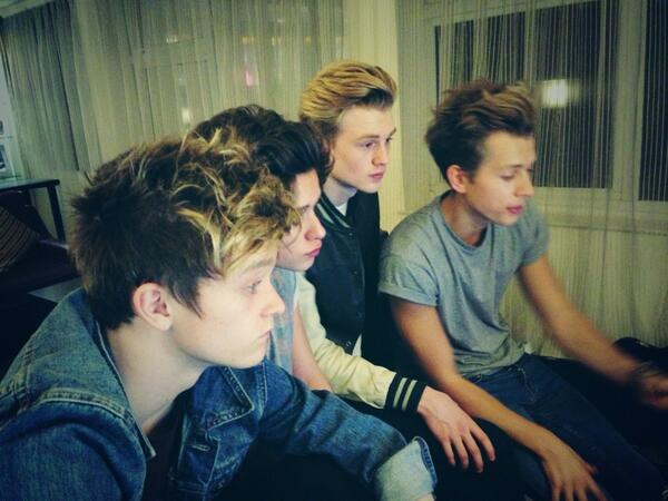 The Vamps on Twitter