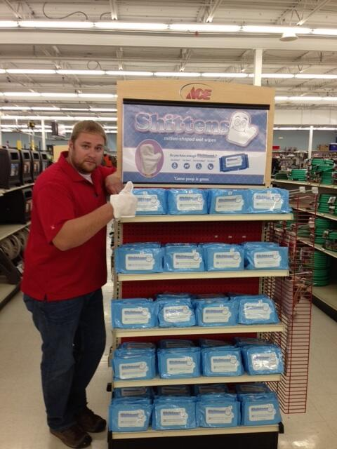WOW! @howiemandel, have u seen this?? @GetShittens just got in @AceHardware stores!! http://t.co/jGK9P0ymzC We love http://t.co/ELb2XIo2nK!