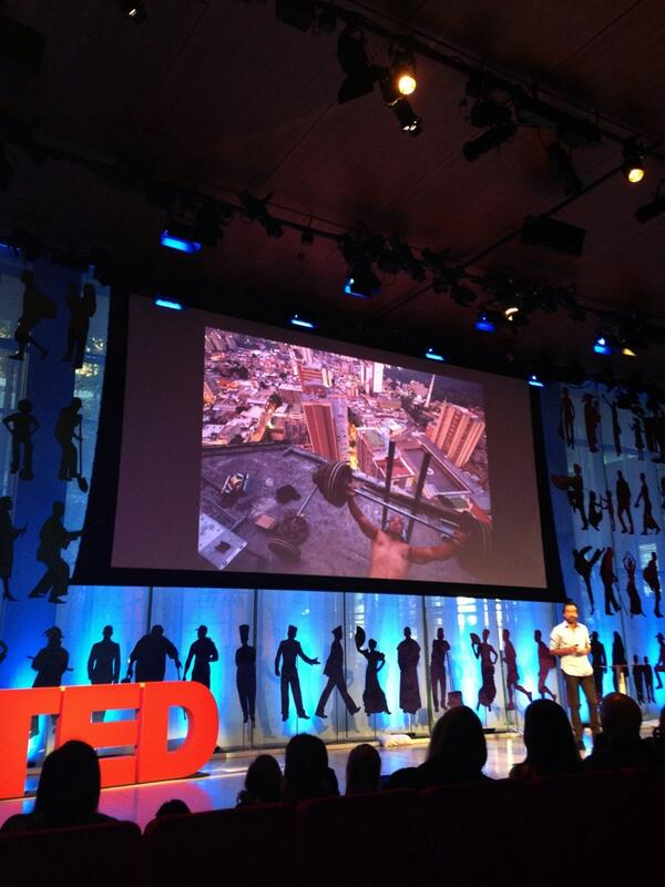 Absolutely astonishing photos of Caracas's 45-story slum, the Tower of David by Iwan Baan. #TEDCity2 http://twitter.com/soulkat/status/381163219647070208/photo/1
