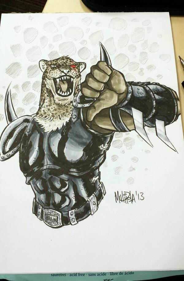 Katsuhiro Harada On Twitter Wow It S Awesome Art Rt Bloodysamoan As A Big Tekken Fan Drawing This Armor King Http T Co 6zbpg2njnn