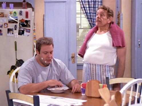 RT @TheKOQ: 15 years ago today, #TheKingofQueens first premiered on television and warmed our hearts with laughter. @KevinJames http://t.co?