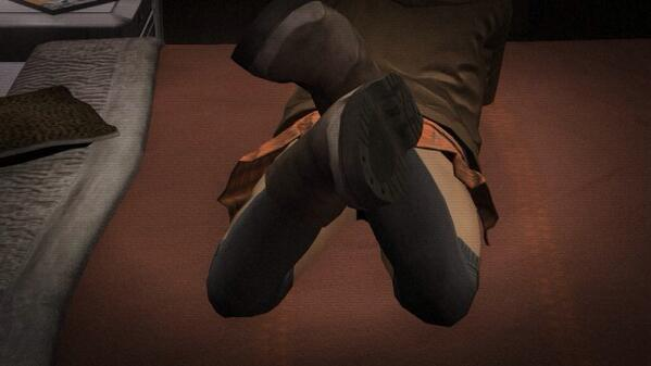 Snapmatic gta v on twitter quot move you feet tracey http t co