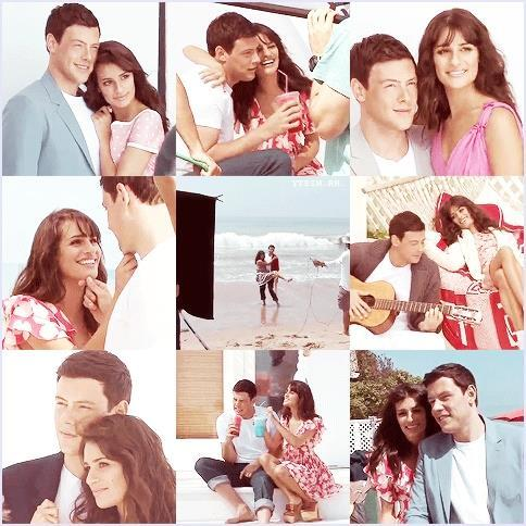 Worshiper Lea On Twitter Save The Date For Our Wedding Michele And Cory Monteith This Photoshoot Most Beautiful Ever I Love It