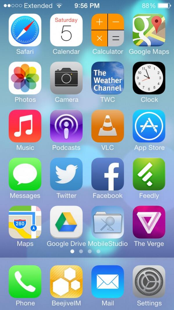 iphone 5 screenshot tonymacx86 on quot post a screenshot of your iphone 11040
