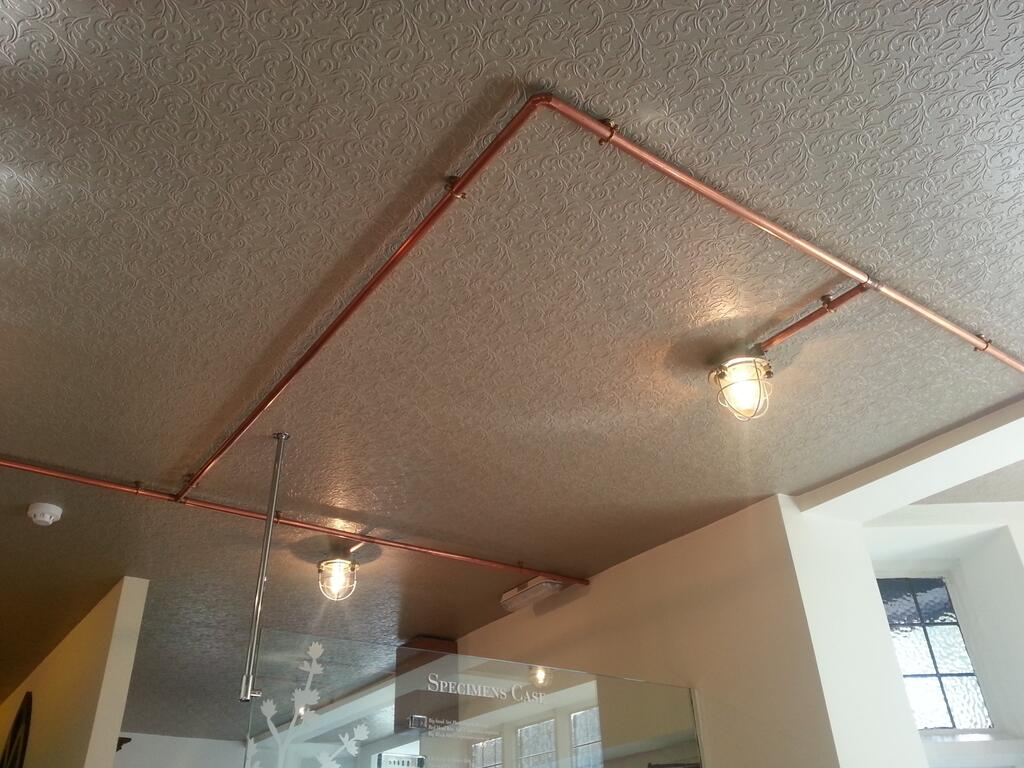 Ardler Ltd On Twitter Quot Nice Use Of Copper Pipe As