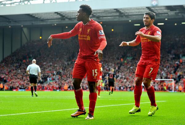 Analysing the SAS: LFC TV break down Suarez & Sturridge v Crystal Palace [video]