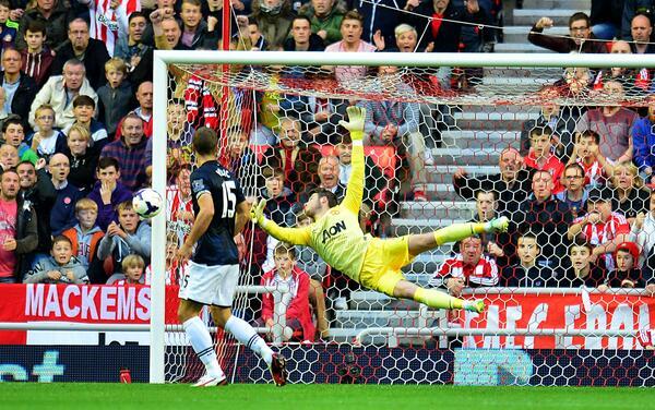 David de Geas wonder save v Sunderland