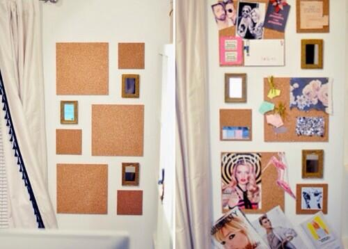 Cork board wall cork board wall cork wall tiles pared de corcho free aeropostale on twitter uquotloving these cork board wall tiles to with cork board wall gumiabroncs Image collections