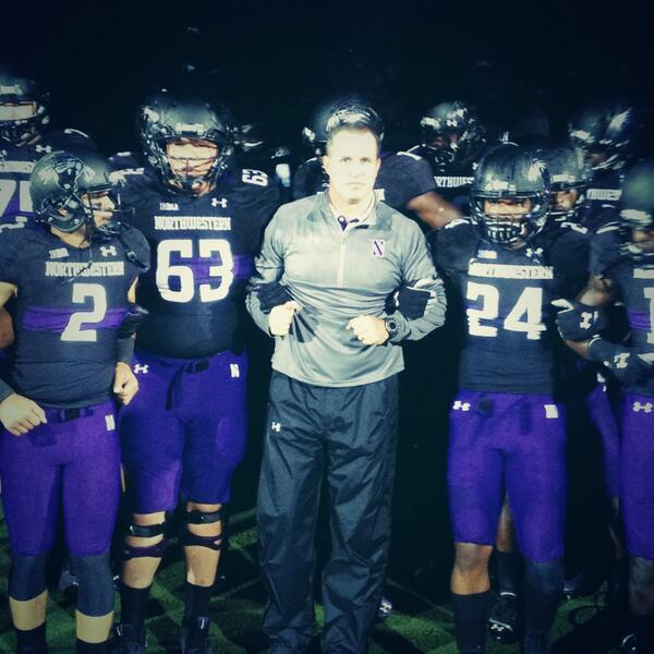 They're ready. Are you? #B1GCats http://twitter.com/NUFBFamily/status/386637265499213824/photo/1