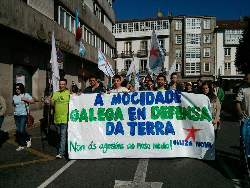 Twitter / galizanova: Por unha Galiza sen lumes, ...
