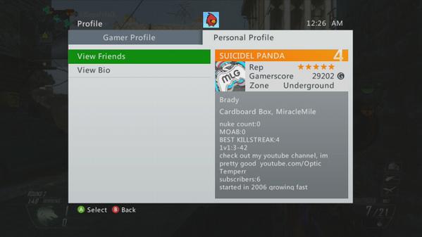 Xbox Bio S Xboxbio Twitter