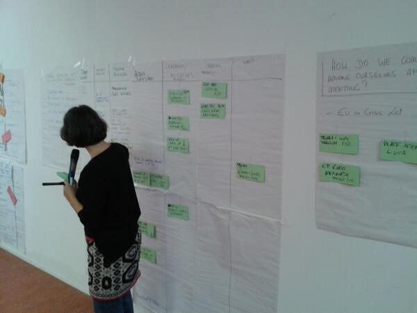 Trying to set a calendar of events coming out of Amsterdam strategy meeting #EUinCrisis http://twitter.com/Soltrumbo/status/386797089000546304/photo/1