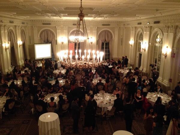 Pic: @sajahq gala last night @Yale club. Inspiring keynotes by @Soledad_OBrien @prabhjotsinghNY @ninadavuluri #saja13 http://twitter.com/suvCBS/status/386868726303182848/photo/1