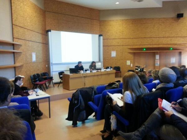 #irnrouen @jpaccart: les métiers de la doc et des bibliothèques : enjeux professionnels et de formation http://twitter.com/ghister/status/387125558146269184/photo/1