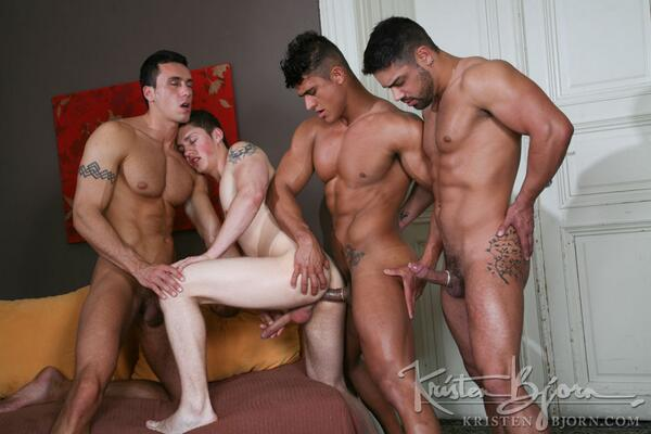 Mature men creampies