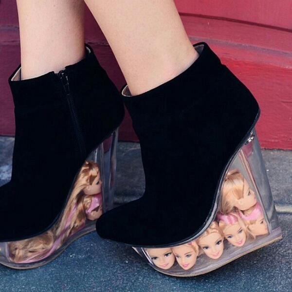 Jeffrey Campbell Barbie Heeled Shoes