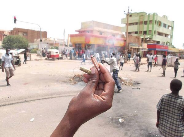Bullet Shells which were used against protesters in al Kalaklah al Laffa #Sudan #SudanRevolts http://twitter.com/Namaa0009/status/382832241300082688/photo/1