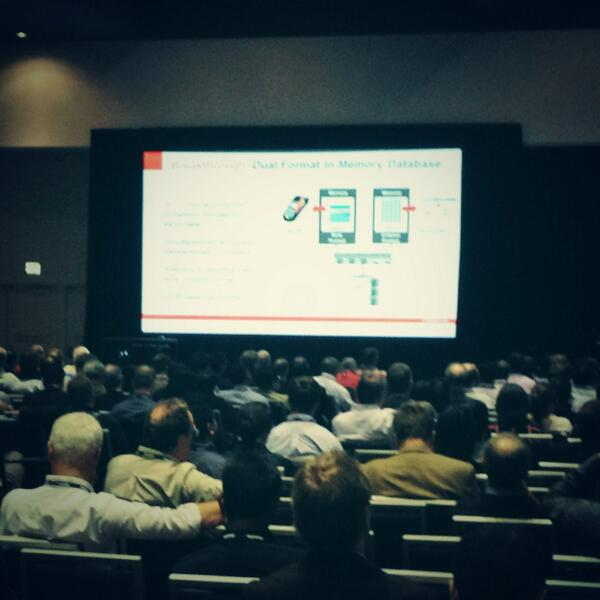 Thumbnail for Oracle OpenWorld 2013 #oow13 Take 1
