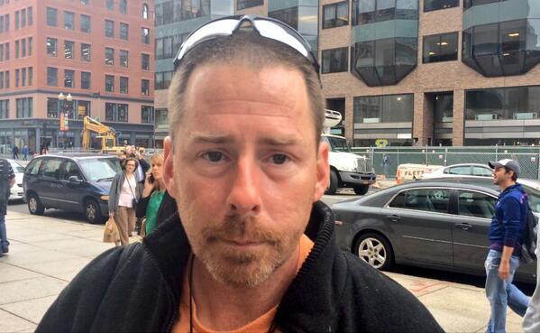 Brian Mulligan, 1 of Boston's homeless, thinks neither candidate has adequate plans to help someone in his situation http://twitter.com/NateGoldman/status/382955547349102592/photo/1