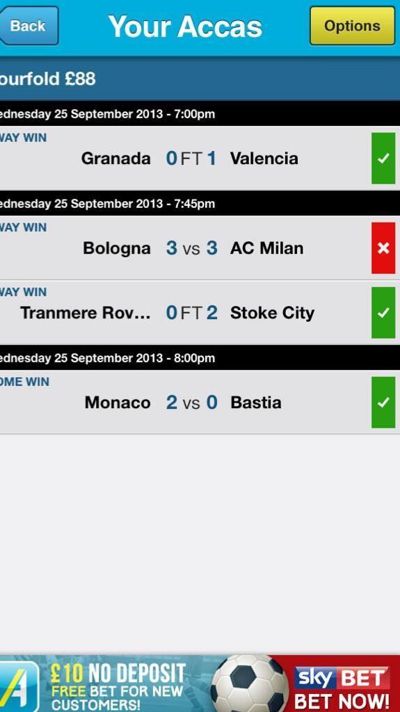 Nice one AC Milan #Cunts