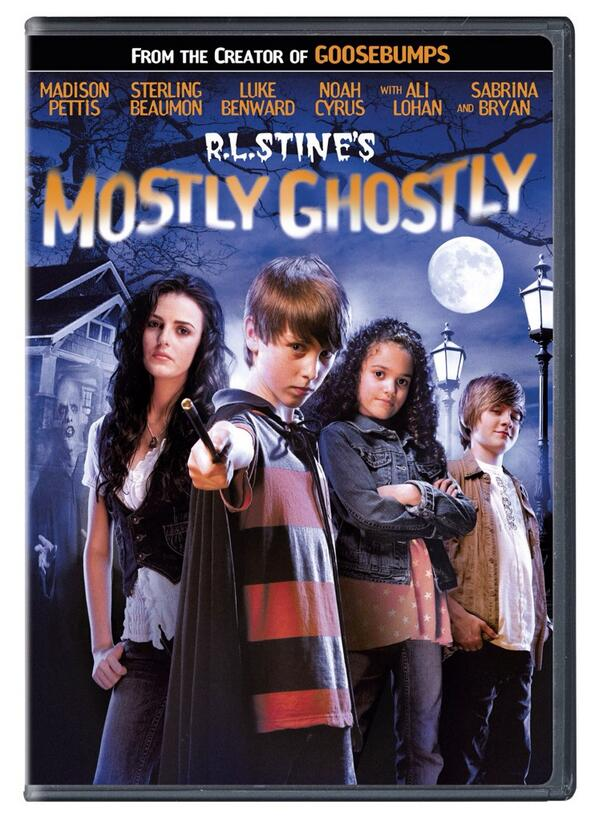 madison pettis on twitter halloween throwback time disney xd is about to show mostly ghostly at 5pm 4pm central2pm west on directv