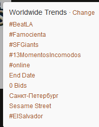 TOP TREND WORLDWIDE! #BeatLA   #SFGiants #GiantsTalk #Dodgers http://twitter.com/LNSmithee/status/383100212023025664/photo/1