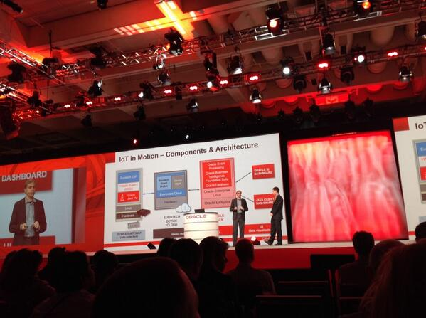 Thumbnail for Jennie Vickers at #oow13 Oracle OpenWorld 2013