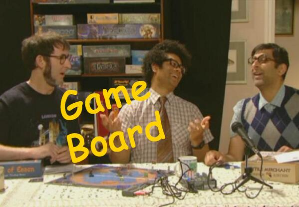 The IT Crowd on Twitter:
