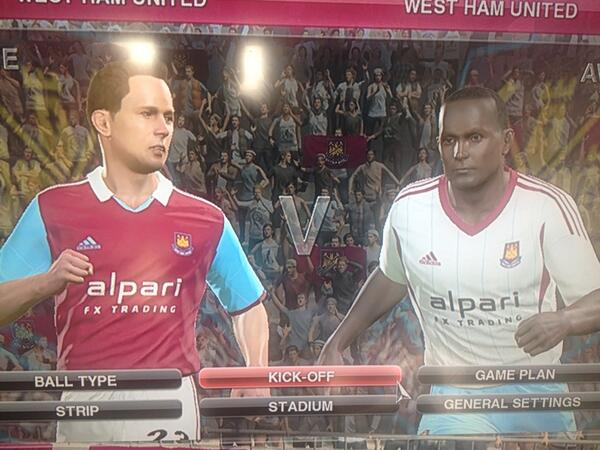 WENB PES2014 Option File (Xbox 360) [Archive] - PESGaming Forums