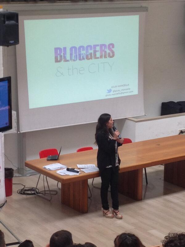 @Giusy_Manzella ci parla della sua esperienza di #startupper e del nostro #bloggersandthecity al #jobbingfest! http://twitter.com/mikylau/status/383915399727022080/photo/1