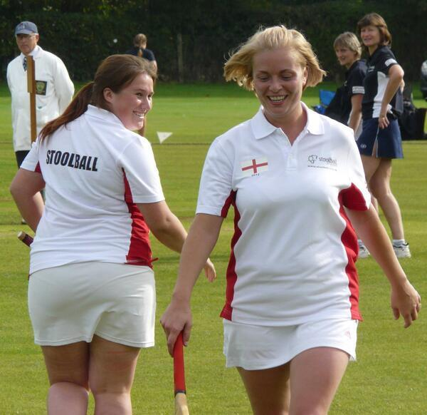 England players at the 2012 England v President's XI match