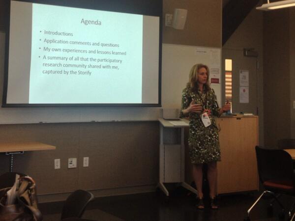 @SusannahFox teaching a Masterclass at #MedX http://twitter.com/Ciscogiii/status/384384427536547841/photo/1