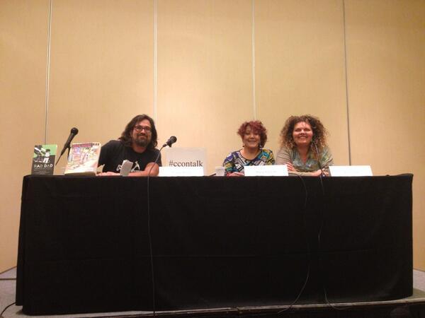 Sex-Positive Parenting panel with @RadDadZine @mariafalzone and @airialclark #ccontalk http://twitter.com/katecom/status/384392643410530304/photo/1