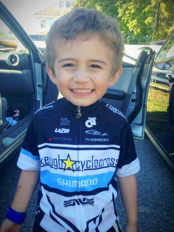 """Thx @KeoughCX! Elliot: """"This is the most perfect jersey of my whole life. It fits me perfectly. I love it!"""" http://t.co/xAUMaVjMmJ"""