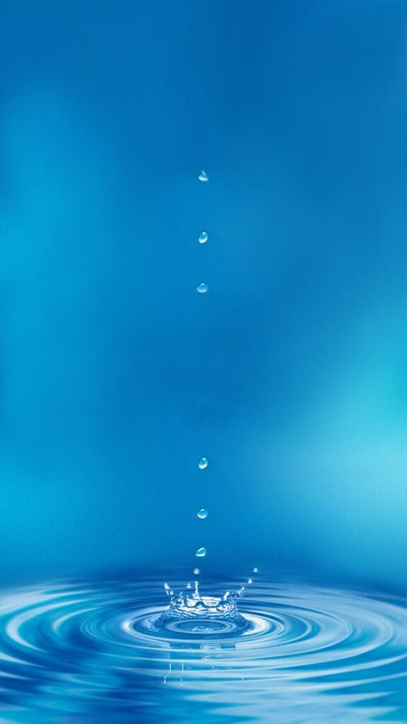 Apple Wallpapers On Twitter Dripping Water IPhone Wallpaper