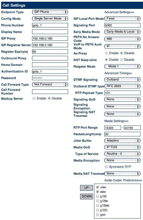 Finally a 100% Portable PBX: Introducing GoIP, a SIP-GSM