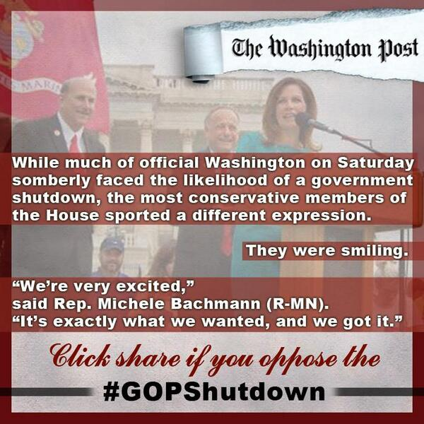New @CNN poll says 60% think avoiding #GOPshutdown more important than changing health care law. http://twitter.com/RepJudyChu/status/384690570624397312/photo/1