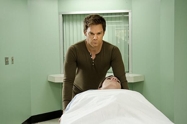 Dexter Season 9 Lumberjack