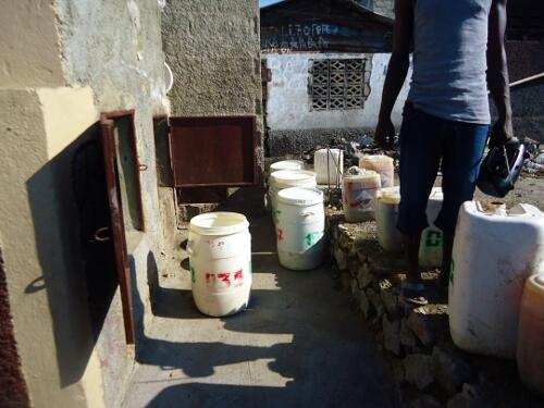 Twitter / SOILHaiti: Our #publictoilets in Shada, ...