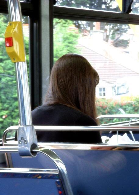 Картинка с метлой в автобусе