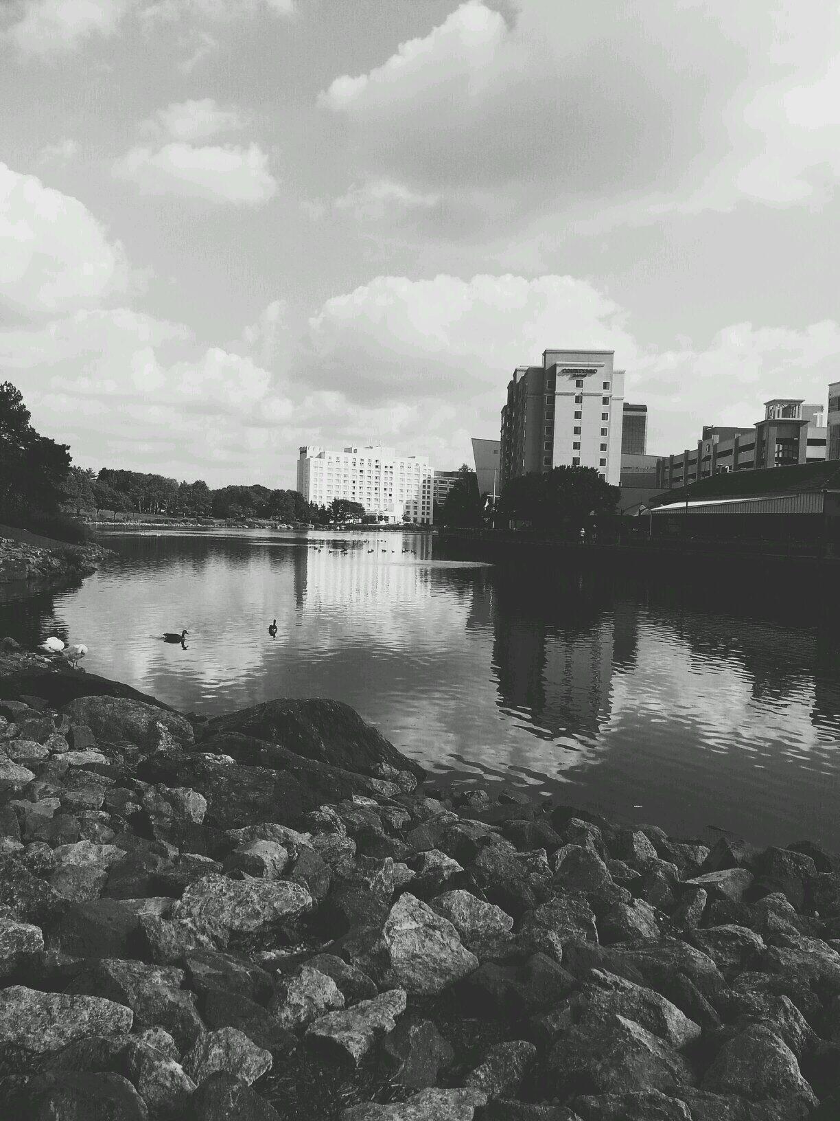Twitter / nakeva: Rocky Reflections, Gaithersburg ...