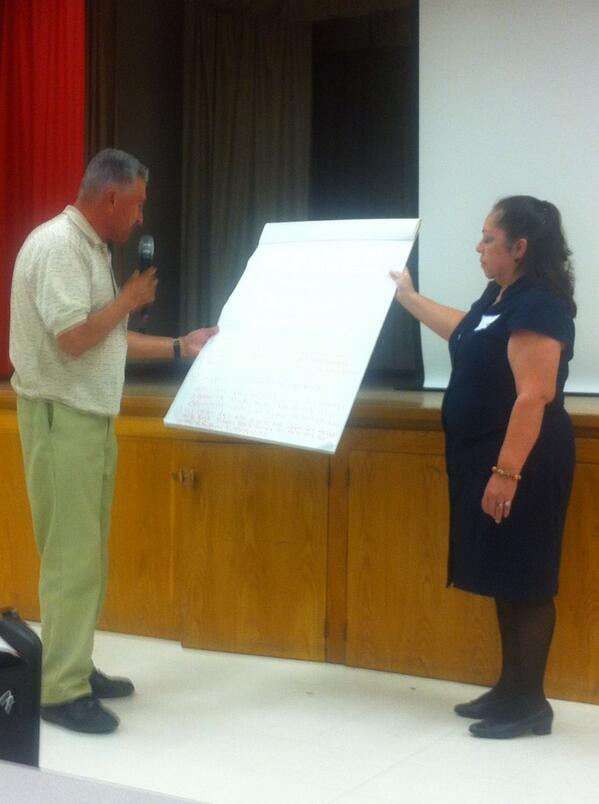 At #LCFF forum parents bring long list of ideas for improvement of South Kern schools. #FairEd4All http://twitter.com/mlfulton/status/384862796636106755/photo/1