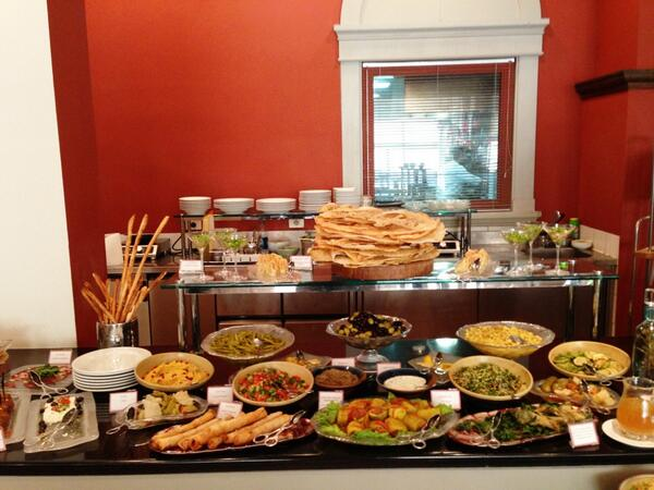 @HyattRegencyBishkek invites you with family&friends every First Sunday of the month to a gourmet brunch (KGS 2.000) http://t.co/Cfm6zZP8om