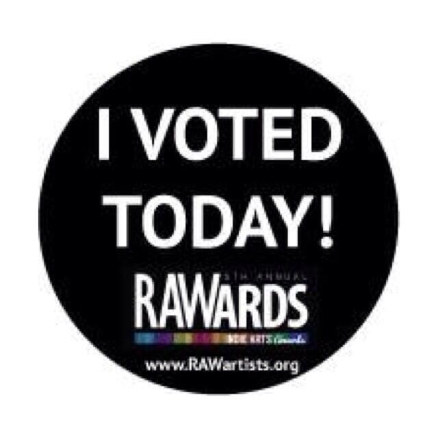 I voted today for the 2013 #RAWards #supportlocal #raleigh #artists @RAW_artists @RaleighRAW http://t.co/qUXFCSZ9zM