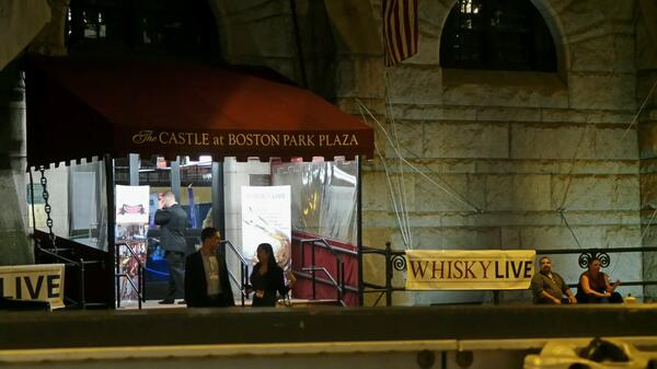 Whiskey Live @WhiskyLiveBoston #sponsored http://twitter.com/stevegarfield/status/385543111679938561/photo/1