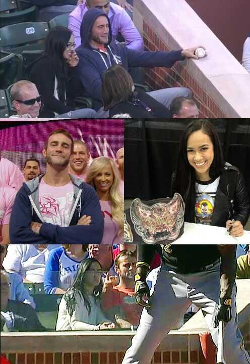 15 Things You Need To Know About CM Punk s Diva Hookups