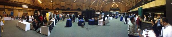 Pano @WhiskyLiveBOS http://twitter.com/stevegarfield/status/385530036742152192/photo/1