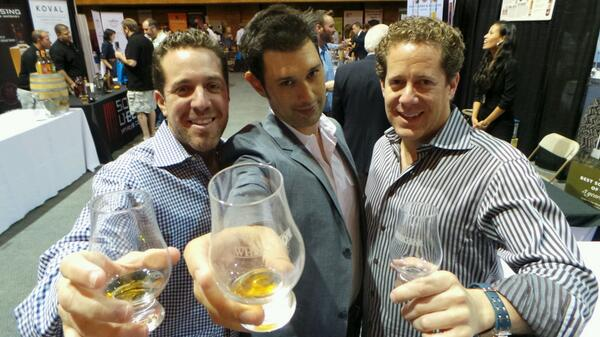 Fun. @WhiskyLiveBoston #sponsored http://twitter.com/stevegarfield/status/385531090246856704/photo/1