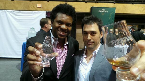 Friends. @WhiskyLiveBoston #sponsored http://twitter.com/stevegarfield/status/385531287014244352/photo/1